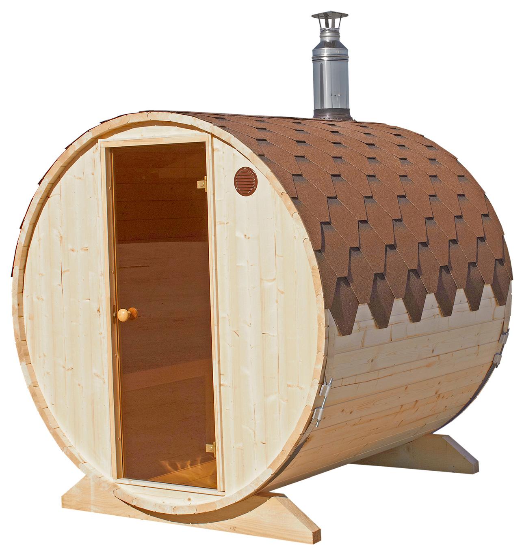 gartensauna saunafass saunafass liegend 3 m art 3207. Black Bedroom Furniture Sets. Home Design Ideas