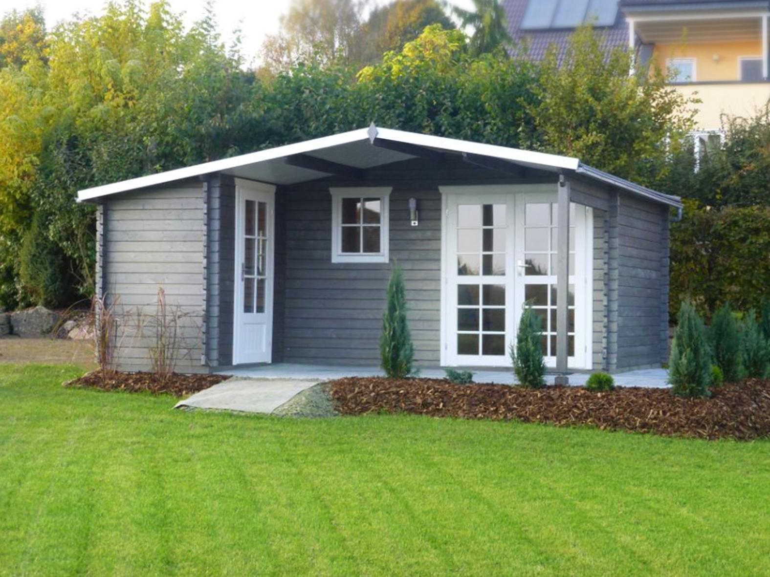 gartenhaus blockhaus ger tehaus holz 510x480 28 mm 283931. Black Bedroom Furniture Sets. Home Design Ideas