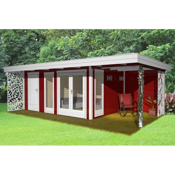 Gartenhaus aus holz best obi la spezia cm x cm with gartenhaus aus holz beautiful von fahrrad - Gartenhaus kunststoff gunstig ...