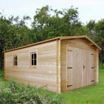 Holz Garage 283930