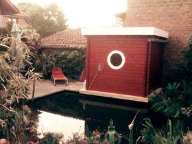 Garten Sauna 60421 und 45392