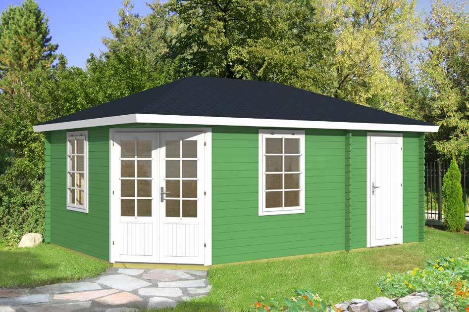 gartenh user 5 eck gartenh user 5 eck gartenhaus 37408 513x350cm 40mm. Black Bedroom Furniture Sets. Home Design Ideas