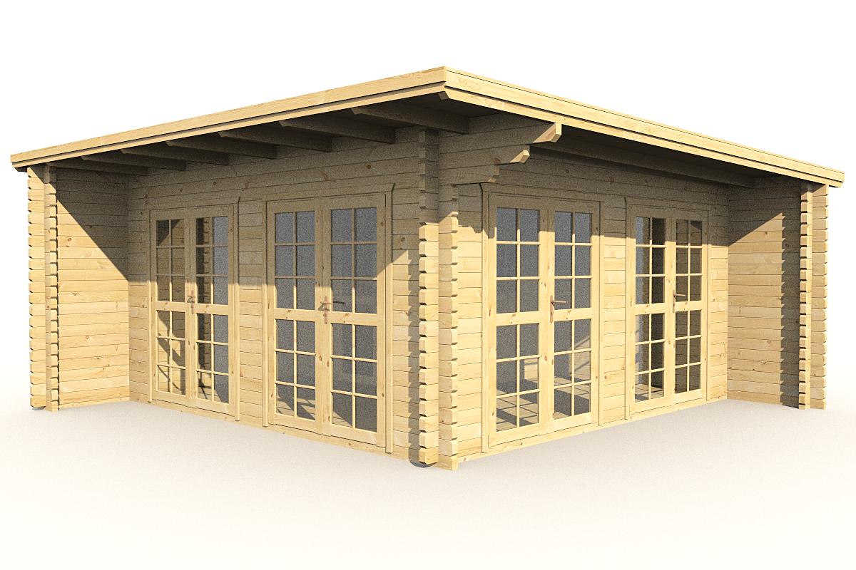 gartenh user gartenhaus nach mass gartensauna 584221. Black Bedroom Furniture Sets. Home Design Ideas