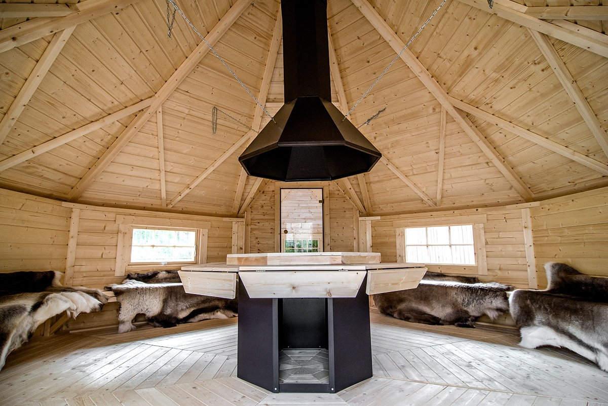 grill grillkota pavillon gartenhaus grillhütte kota grillhaus holz
