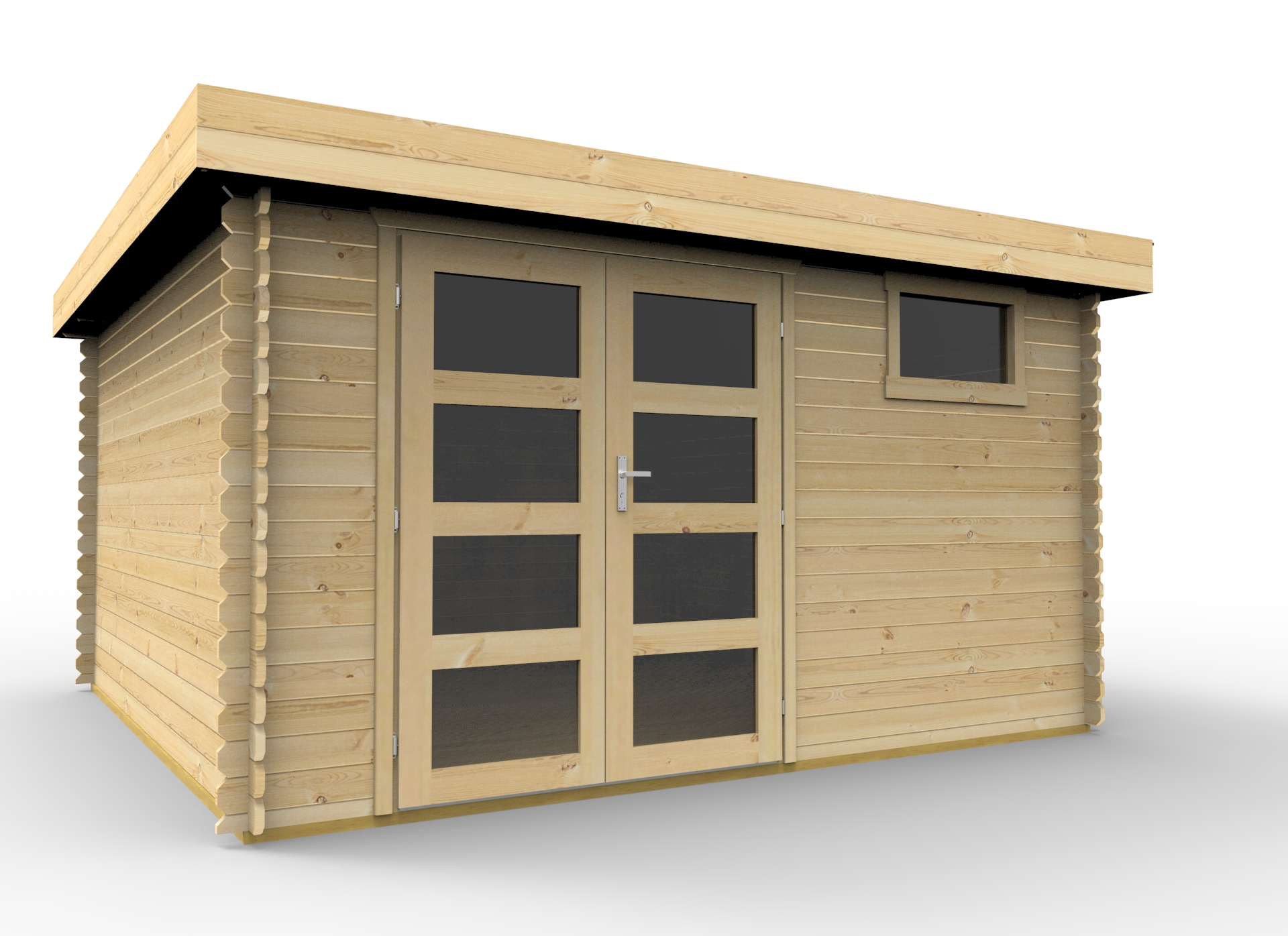 gartenhaus blockhaus ger tehaus holz 390x300 40 mm 4039201. Black Bedroom Furniture Sets. Home Design Ideas