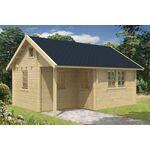 Gartenhaus 375853, 410x560cm, 58 70mm
