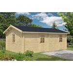 Gartenhaus 375854, 620x420cm, 58|70mm