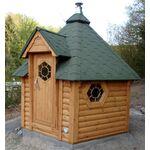 Sauna Cabin 38451
