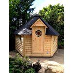 Sauna Cabin 38452