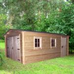 Holz Garage 283940