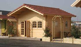 Gartenhaus 375820, 445x590cm, 58|70mm