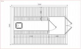 Sauna Pod 384615