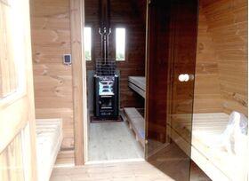 Sauna Pod 384614