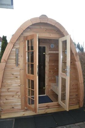 Sauna Pod 384616